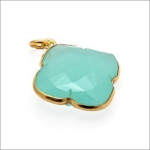 Ladies Gemstone Pendant