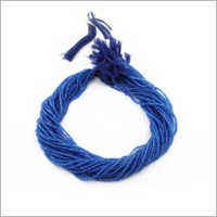 Blue Chalcedony Beads