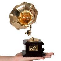 Gramophone Replica Showpiece