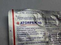 atorvastin fenofibrant tablets