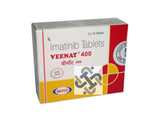 Veenat Imatinib mesylate 400mg Tablet