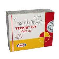 Veenat Imatinib mesylate 400mg Tablet