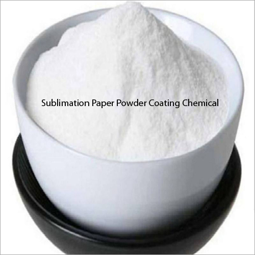 Normal thermal Paper Powder Coating Chemical