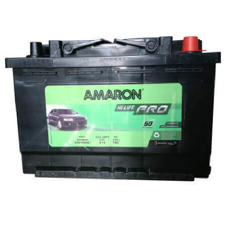 A3 Diesel Car Battery