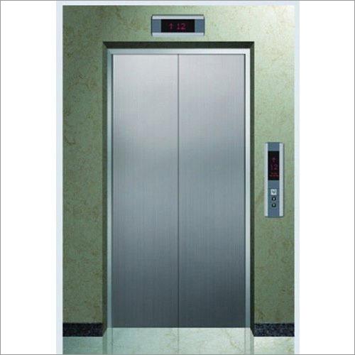 Geared Passenger Elevator