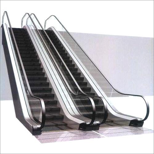 Automatic Passenger Escalator