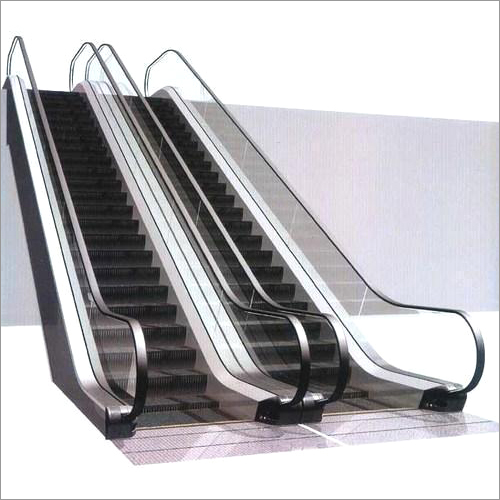 Automatic Passenger Escalator