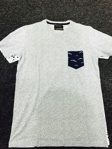 Plain White Round Neck T - Shirt