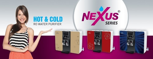 HOT AND COLD RO WATER PURIFIER