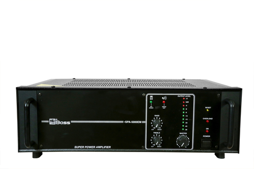 PA Booster Amplifiers