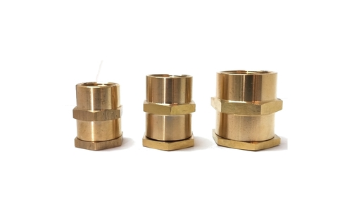 Brass Male Terminal Tube