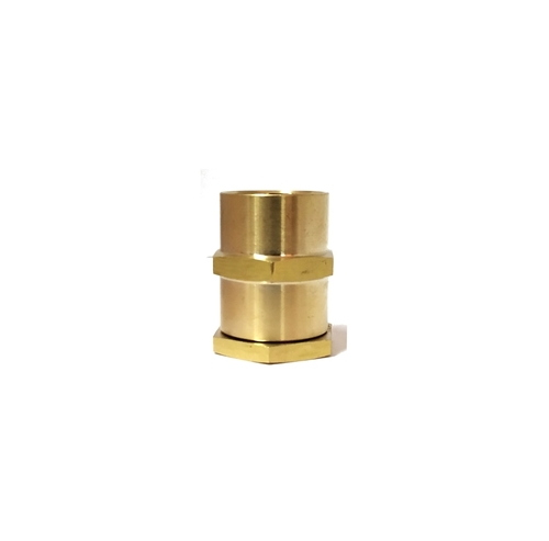 Brass Female Terminal Tube