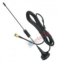5dBi Wifi Spring magnetic Antenna Rg174 with 3meter