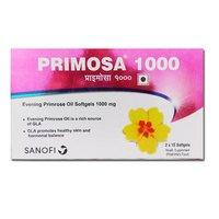evening primrose oil softgels 1000 mg
