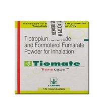 Tiotropium & Formoterol Tablet