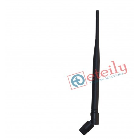 2.4Ghz 5Dbi Rubber Duck Antenna Sma Male Movable
