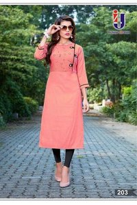 New Designer Kurtis Collection For Festival