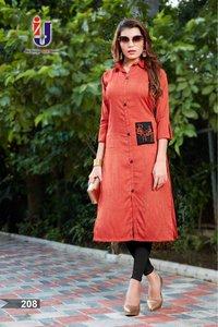 New Designer Kurtis Collection For Festival