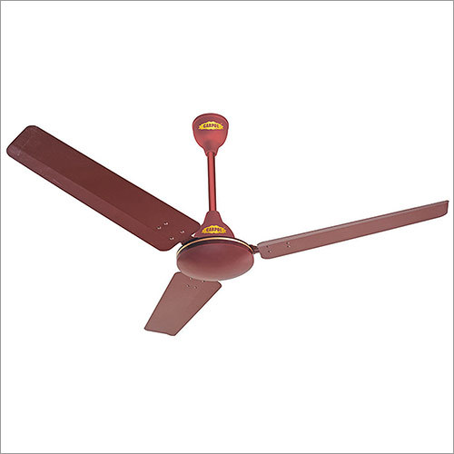 Safia Brown-1200mm Ceiling Fan