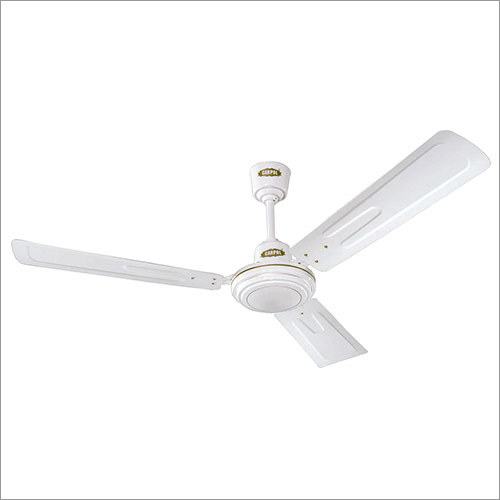 1200mm Moon White Ceiling Fan