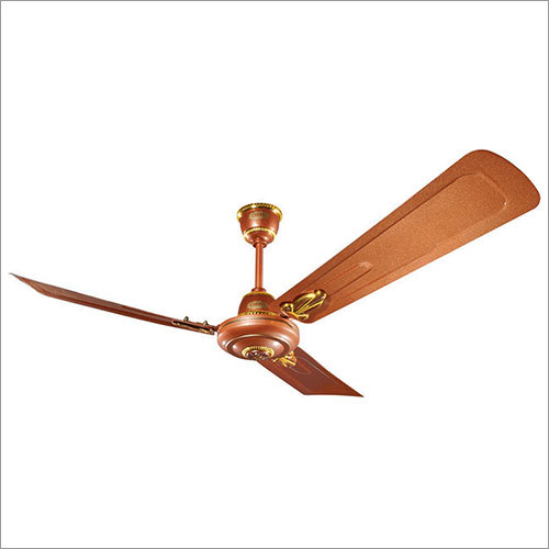 1200MM Orange Gold Classic Ceiling Fan
