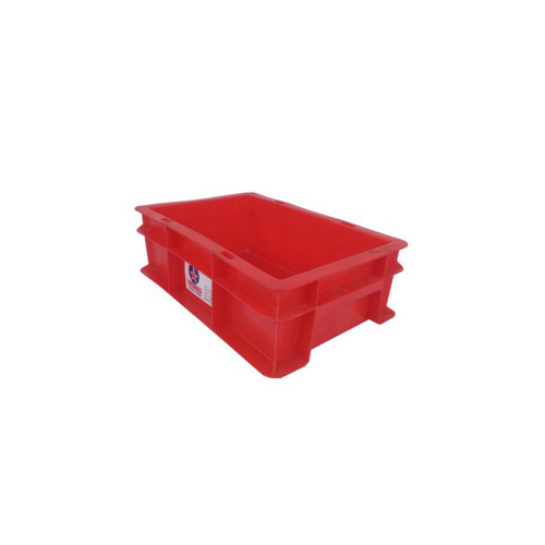 Plastic Crate 32100 CL