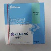 KRABEVA Bevacizumab 400mg Injection