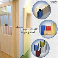 90 Degree Hinge Side Door Finger Guard
