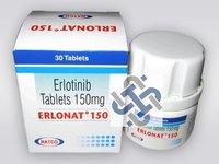 Erlotinib Erlonat 150mg Tablets