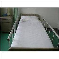 Hospital White Bed Sheet Fabric