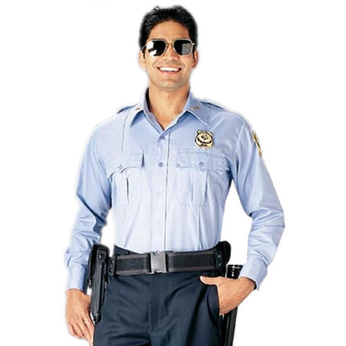 Security Guard Dress Fabric