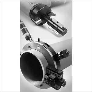 Pipe Cold Cutting And Beveling Machine