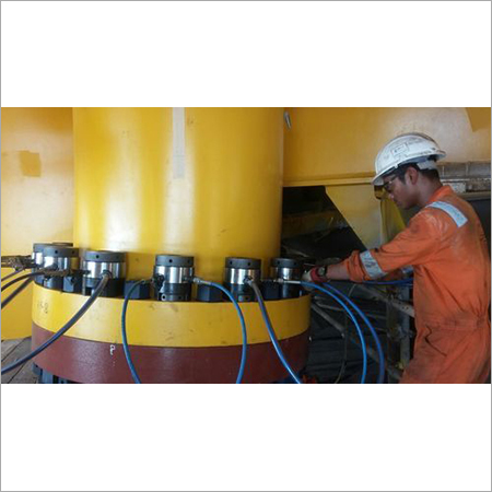 Hydraulic Bolting Equipment Rental Service