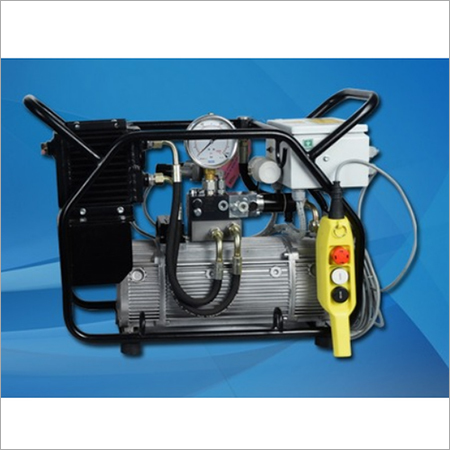 Fully Automatic Hydraulic Power Pack