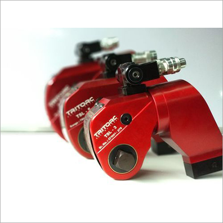 Square Drive Hydraulic Torque Wrench