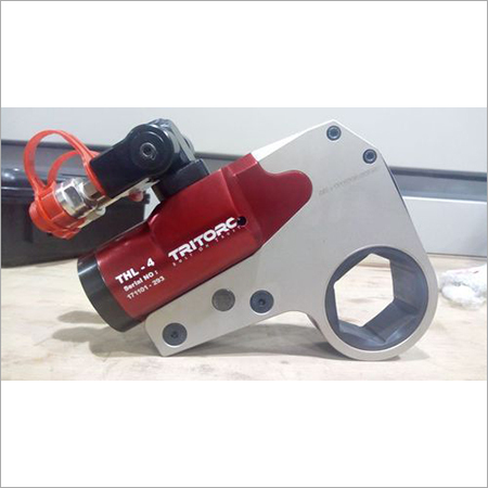 Hex Type Hydraulic Torque Wrench Low Profile
