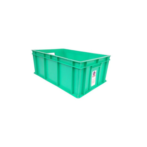 Plastic Crate 43100 CL