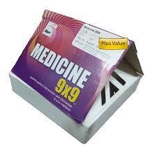 Medicine 9x9