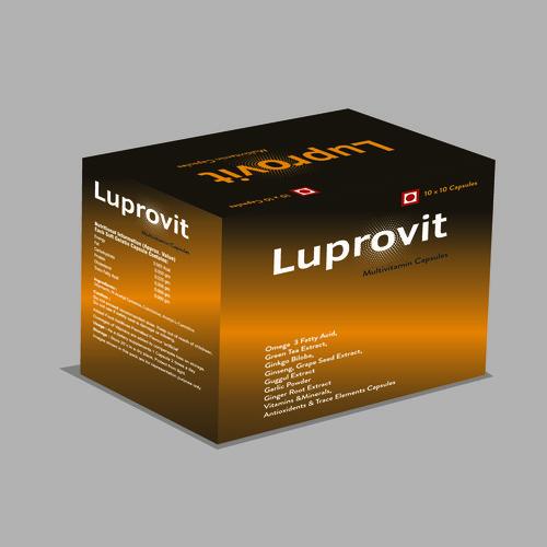 Luprovit Multivitamin Capsules