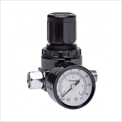 Air Pressure Gauge Regulator