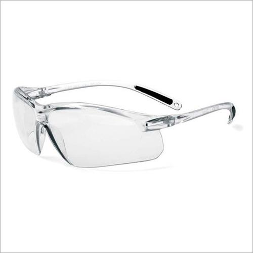 A700 Clear Frame Fogban Lence Goggles