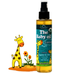 Baby Care Oil