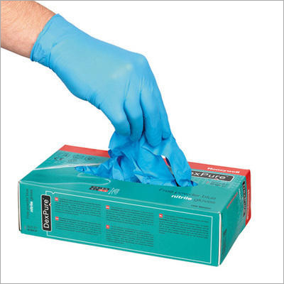 Honeywell Nitrile Hand Gloves