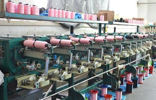 Plastic Thread Spool