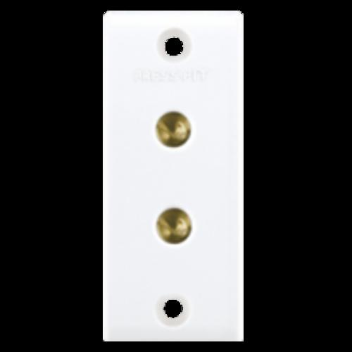 Press Fit Gold 6 Amp Sockets