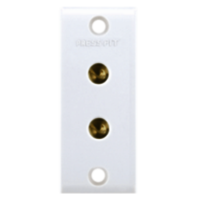 Press Fit Gold 6 Amp. 2-in-1 Socket