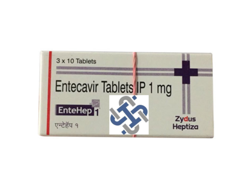 Entehep Entecavir 1mg Tablet