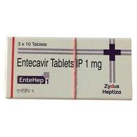 Entehep Entecavir 1mg Tablet