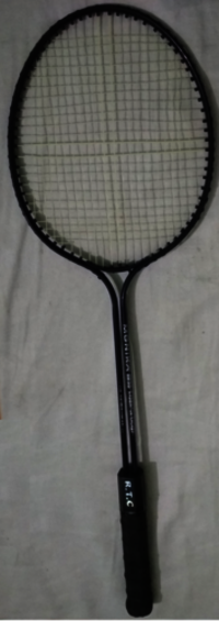 Badminton Racket Double Shaft