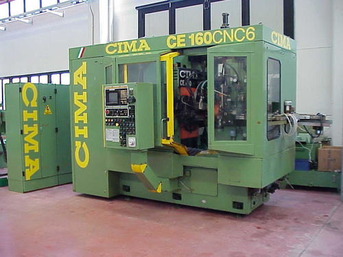 Universal Gear Shaping Machine